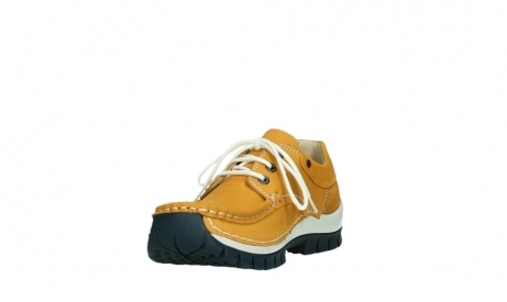 wolky lace up shoes 04701 fly 11558 yelloworange blue nubuck_9