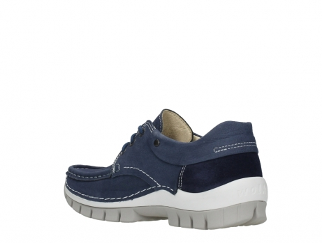 wolky lace up shoes 04701 fly 11820 denim nubuck_16