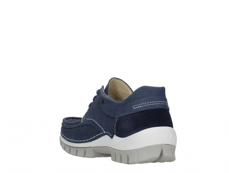 wolky lace up shoes 04701 fly 11820 denim nubuck_17