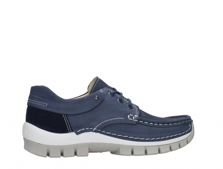wolky lace up shoes 04701 fly 11820 denim nubuck_24