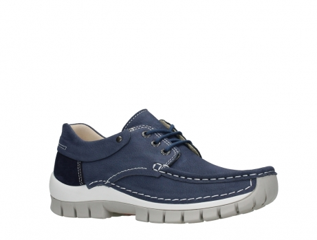 wolky lace up shoes 04701 fly 11820 denim nubuck_3