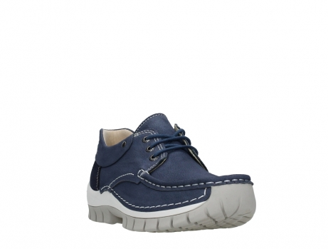 wolky lace up shoes 04701 fly 11820 denim nubuck_5