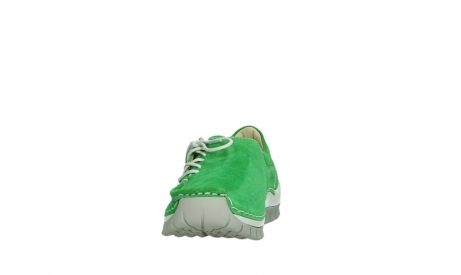 wolky lace up shoes 04710 side 40740 applegreen oiled suede_8