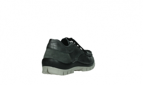 wolky lace up shoes 04726 fly winter 81280 metal grey leather_21