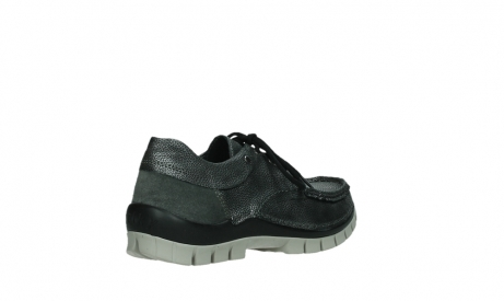 wolky lace up shoes 04726 fly winter 81280 metal grey leather_22