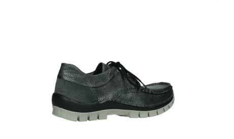 wolky lace up shoes 04726 fly winter 81280 metal grey leather_23