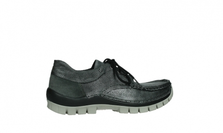 wolky lace up shoes 04726 fly winter 81280 metal grey leather_24
