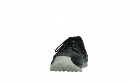 wolky lace up shoes 04726 fly winter 81280 metal grey leather_8