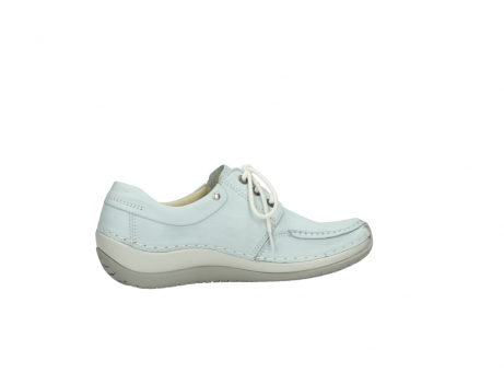 wolky lace up shoes 04800 coral 20850 ice blue leather_12