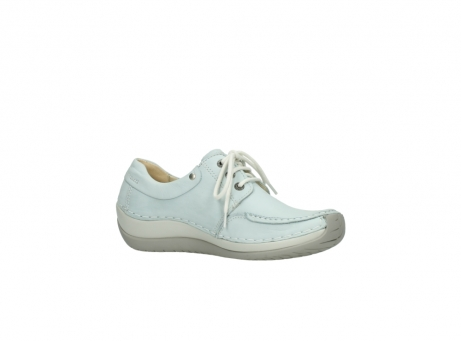 wolky lace up shoes 04800 coral 20850 ice blue leather_15