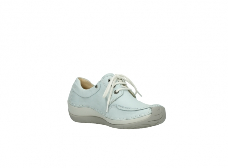 wolky lace up shoes 04800 coral 20850 ice blue leather_16