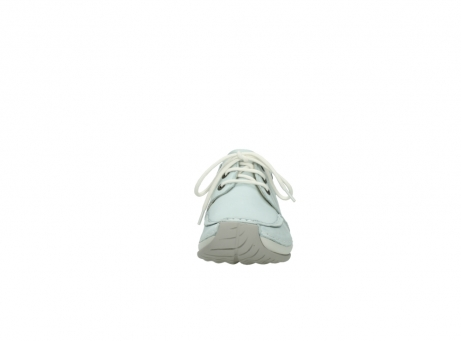 wolky lace up shoes 04800 coral 20850 ice blue leather_19