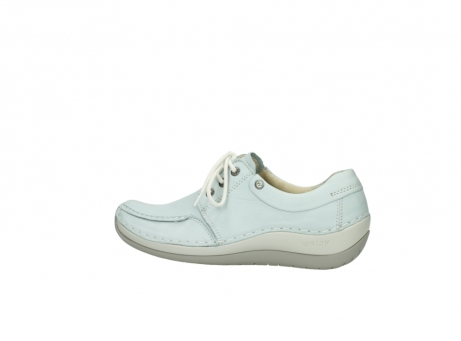 wolky lace up shoes 04800 coral 20850 ice blue leather_2