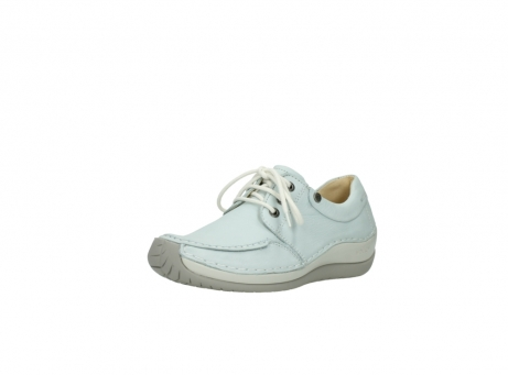 wolky lace up shoes 04800 coral 20850 ice blue leather_22