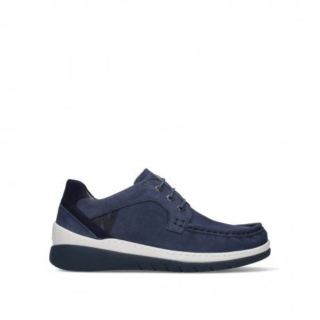wolky lace up shoes 04853 time summer 11820 denim nubuck