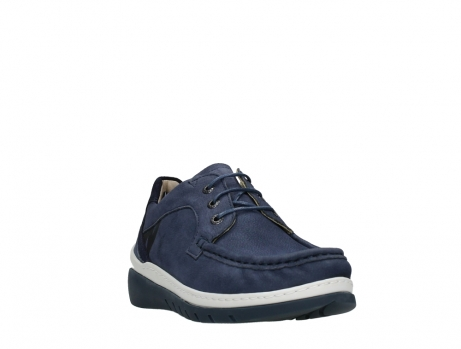 wolky lace up shoes 04853 time summer 11820 denim nubuck_5