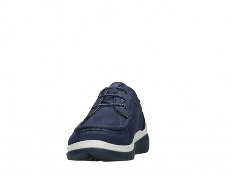 wolky lace up shoes 04853 time summer 11820 denim nubuck_8