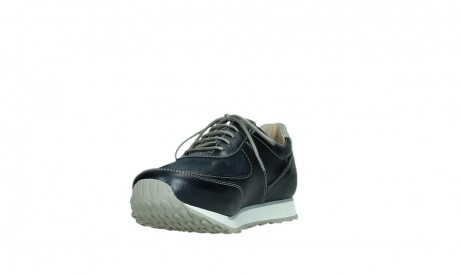 wolky lace up shoes 05806 e sneaker 84870 blue summer stretch leather_9