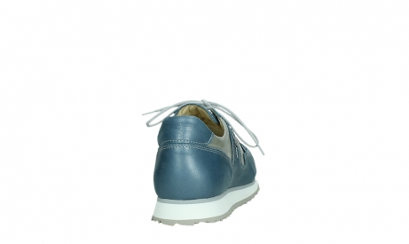 wolky lace up shoes 05811 e walk xw 87860 steel blue pearl stretch leather_20