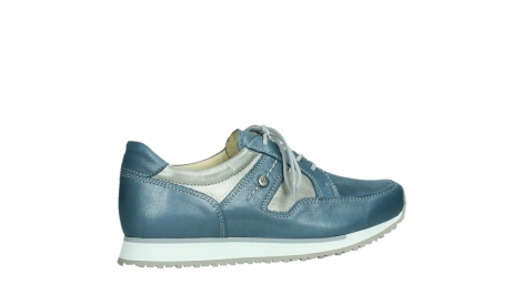 wolky lace up shoes 05811 e walk xw 87860 steel blue pearl stretch leather_24