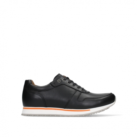 wolky lace up shoes 05852 e walk men 20000 black leather