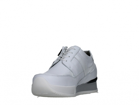 wolky lace up shoes 05882 field 20100 white leather_9