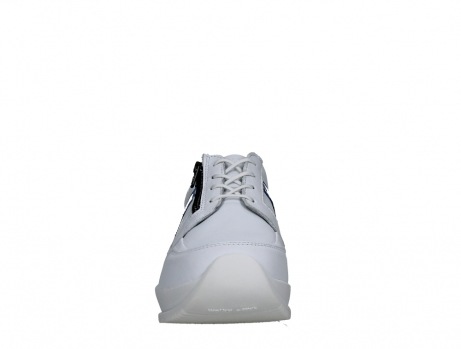 wolky lace up shoes 05882 field 20184 white jeans leather_7