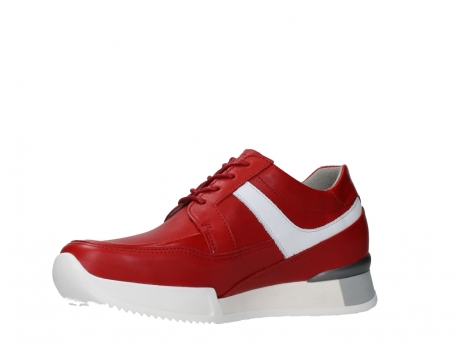 wolky lace up shoes 05882 field 36570 red leather_11