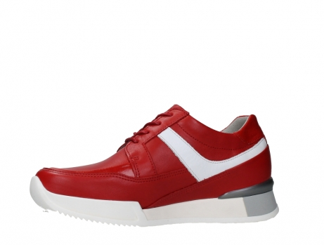 wolky lace up shoes 05882 field 36570 red leather_12