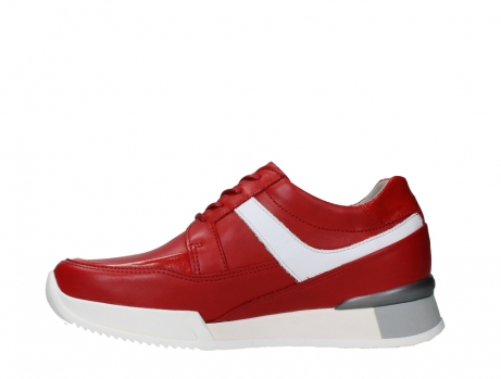 wolky lace up shoes 05882 field 36570 red leather_13