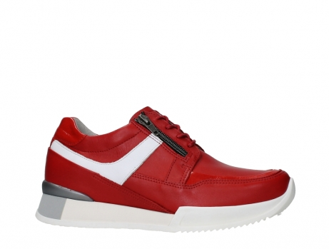 wolky lace up shoes 05882 field 36570 red leather_2