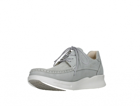 wolky lace up shoes 05901 one 10206 light grey stretch nubuck_10