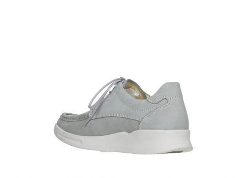 wolky lace up shoes 05901 one 10206 light grey stretch nubuck_16