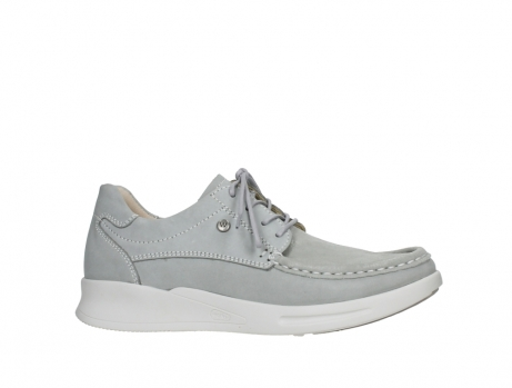 wolky lace up shoes 05901 one 10206 light grey stretch nubuck_2