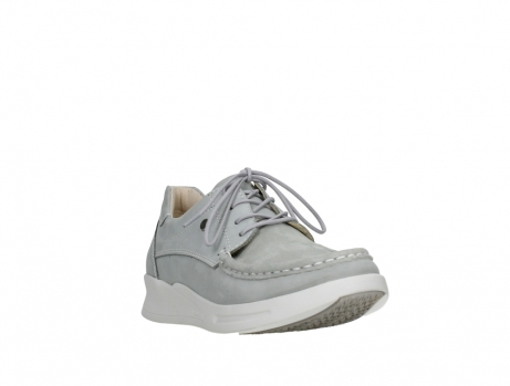 wolky lace up shoes 05901 one 10206 light grey stretch nubuck_5