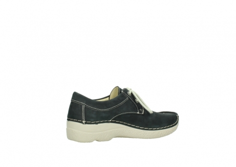 wolky lace up shoes 06286 seamy stroll 10070 black nubuck_11