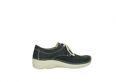 wolky lace up shoes 06286 seamy stroll 10070 black nubuck_12
