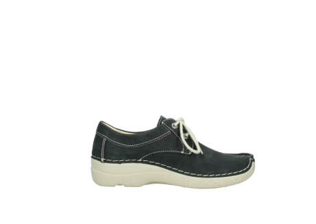 wolky lace up shoes 06286 seamy stroll 10070 black nubuck_13