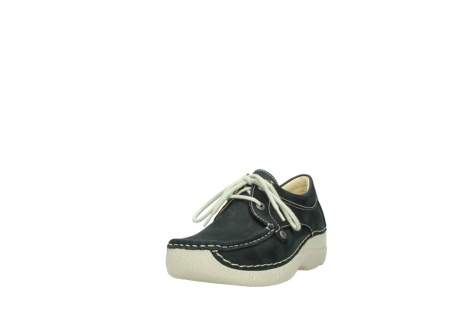 wolky lace up shoes 06286 seamy stroll 10070 black nubuck_21
