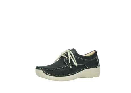 wolky lace up shoes 06286 seamy stroll 10070 black nubuck_23