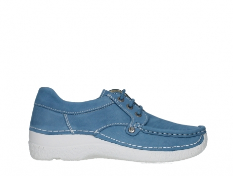 wolky lace up shoes 06289 seamy up 11856 baltic blue nubuck_1