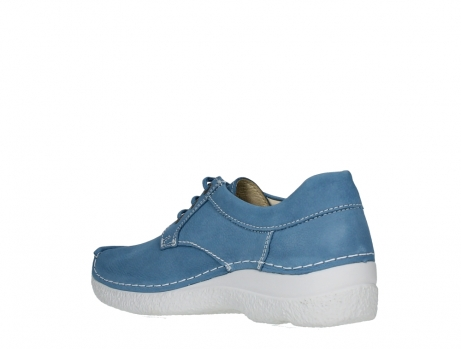 wolky lace up shoes 06289 seamy up 11856 baltic blue nubuck_16