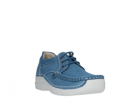 wolky lace up shoes 06289 seamy up 11856 baltic blue nubuck_5