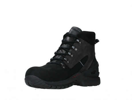 wolky lace up boots 06505 traction 16000 black nubuck_10