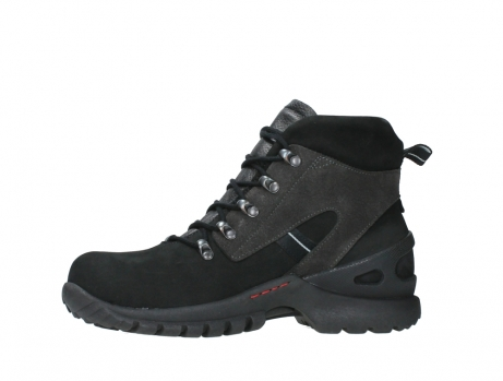 wolky lace up boots 06505 traction 16000 black nubuck_12