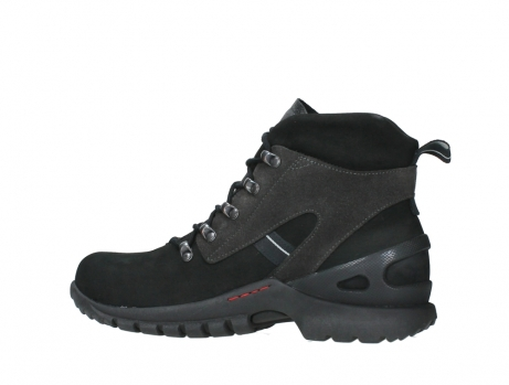 wolky lace up boots 06505 traction 16000 black nubuck_14