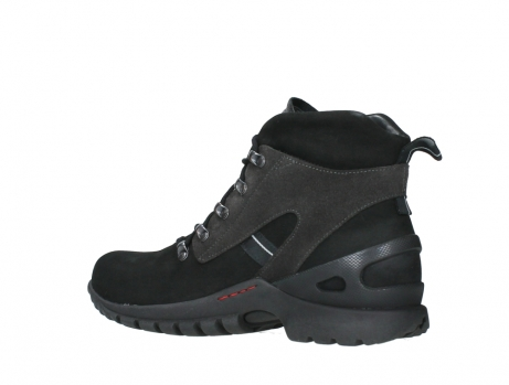 wolky lace up boots 06505 traction 16000 black nubuck_15