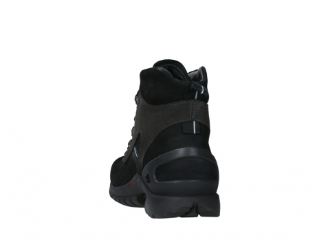 wolky lace up boots 06505 traction 16000 black nubuck_18