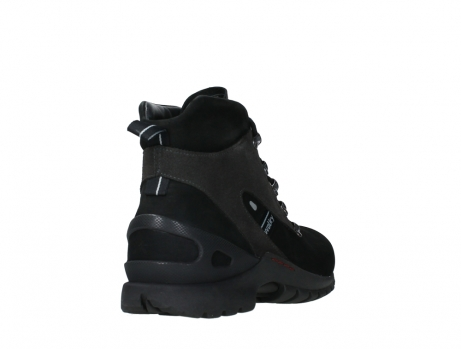 wolky lace up boots 06505 traction 16000 black nubuck_21