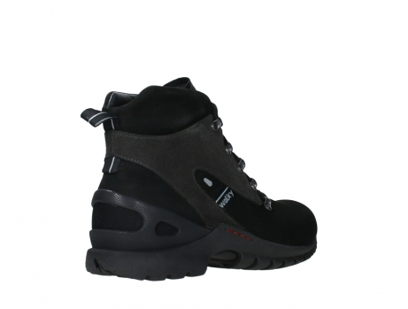 wolky lace up boots 06505 traction 16000 black nubuck_22